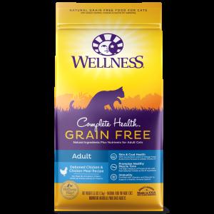 Wellness dry cat food Complete Health